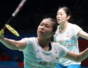 New Kids on the Block – Singapore Open: Day 1