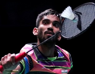 BWF Statement on Kidambi Srikanth