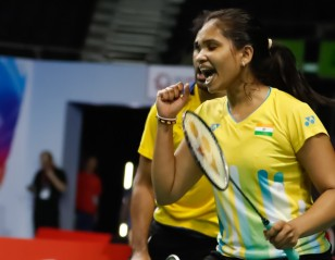 Chopra/Reddy Solve Lefty Puzzle – Singapore Open: Day 3