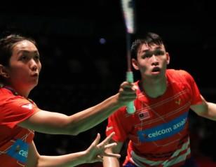 Tan/Lai Upset Third Seeds – Malaysia Open: Day 1