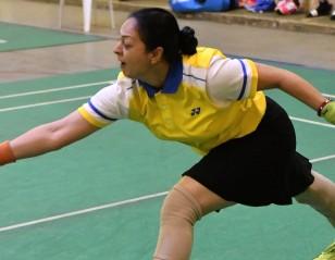 India Dominate; Treble for Parmar – Uganda Para Badminton