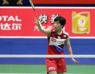 Key Moments: Chen vs. Yamaguchi – Sudirman Cup '19