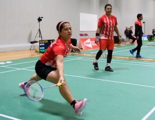 Dong Seop, Oktila Claim Treble – Canada Para-Badminton International