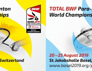 Accreditation for TOTAL BWF World Championships 2019
