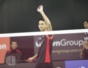 Lin Falters Before Christie – Australian Open 2019
