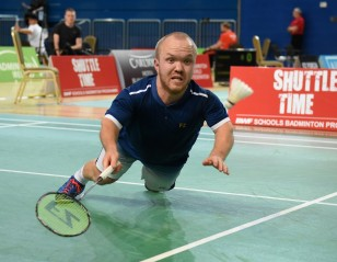 Coombs Breaks Drought – Irish Para-Badminton International