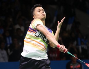 Ginting Passes Stiff Test – Indonesia Open: Day 1