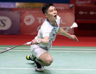 Chou Prevails in Epic – Indonesia Open: Day 3