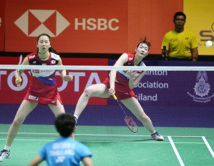 Top Seeds Taken To Task – Thailand Open: Day 1