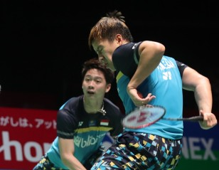 Indonesia's Day Out – Japan Open: Day 5