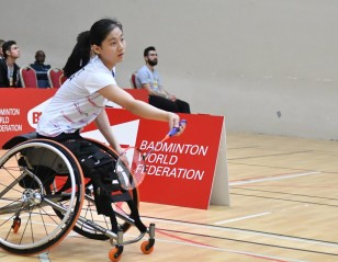 Liu Yutong Sets the Pace in Qualifying