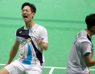 Choi / Seo Upset Minions – Day 3 : TOTAL BWF World Championships 2019