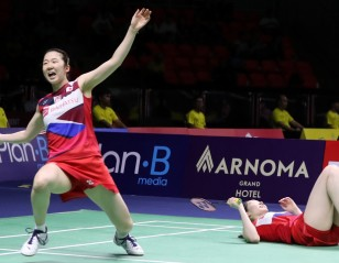 Doubles Downer – Thailand Open: Quarterfinals