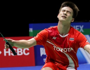 Kantaphon Leads Thailand's Record Haul – Basel 2019