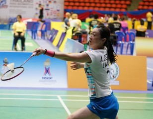 Suzuki, Mazur, Cheah Strike Twice – Thai Para-Badminton Int'l: Finals