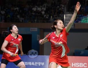 Kim/Kong Outplay Compatriots – Korea Open: Finals