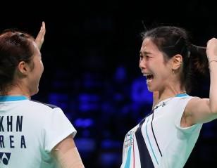 Korea Win in Crazy Match – Denmark Open: Finals