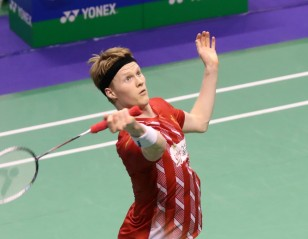 Antonsen Had to 'Put Respect Aside' Against Childhood Icon