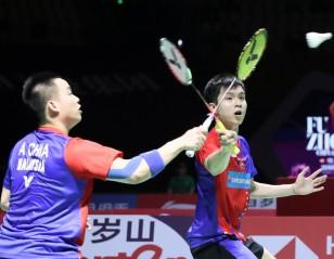 Chia/Soh's Late Season Flourish – Fuzhou China Open: Day 4