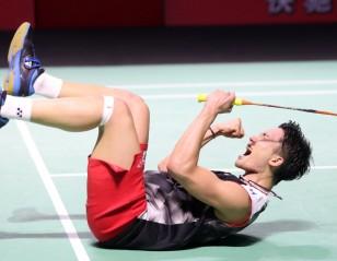 Kento Momota's Glorious Tenth – Fuzhou China Open: Final