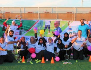 World Refugee Day: Badminton, a Sport For All