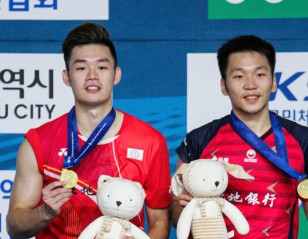 Goh/Tan Miss Out by Whisker – Gwangju Korea Masters: Review