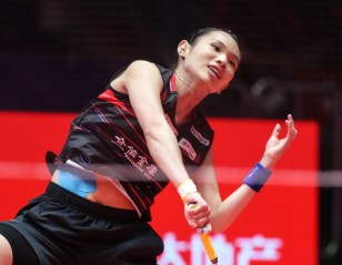 Tai Fights Through – World Tour Finals: Day 2
