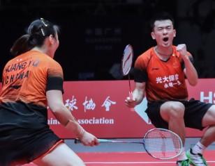 Chen, Zheng/Huang Survive Close Call – WT Finals: Day 3