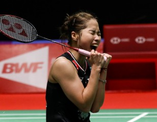 Ginting, Intanon Break Title Drought – Indonesia Masters: Finals