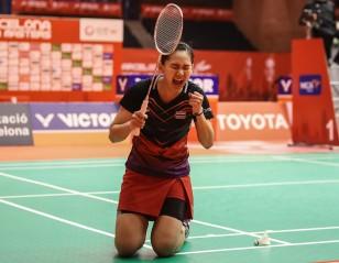 Rising Chochuwong Denies Marin First Home Title