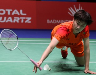 All England: After Challenging First Round, A Message for Rivals