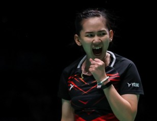 All England: Chochuwong Battles Into Quarters