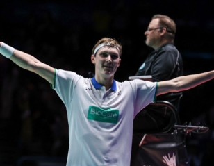 All England: Zii Jia Goes Down Fighting