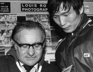 RIP Louis Ross, Master of Badminton Photography