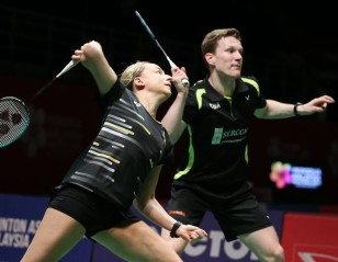 'Privileged to be Playing Badminton', Says Selena Piek
