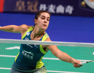 Denmark Open: Marin Seeking Form, Thrilled to Be Back