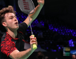 Denmark Open: Scottish Duo Upset Fifth Seeds