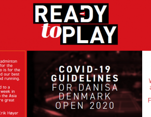 READY TO PLAY VOLUME 7 – October 2020