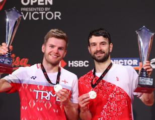 Denmark Open: Ellis/Langridge Break 45-Year Spell