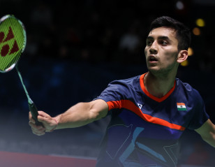 Lakshya Sen Seeks to Draw on Danish Experience