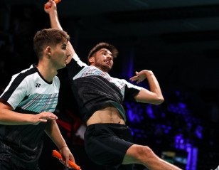 Popov Brothers: On a Badminton Journey Together