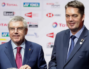 IOC President Promises Athletes 'Fantastic Experience'