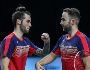 World Tour Finals: Ecstatic English; Unperturbed Marin