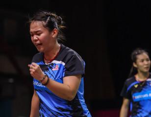 World Tour Finals: Chow/Lee Spring a Surprise
