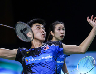 TOYOTA Thailand Open: Hoo/Cheah Knock Out Sixth Seeds