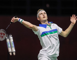 Axelsen, Lamsfuss Test Positive for COVID-19