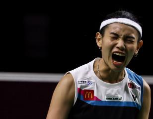 World Tour Finals: A Tai Tzu Ying Special Stops Marin