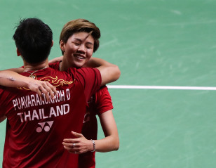 HSBC BWF World Tour Finals in Quotes