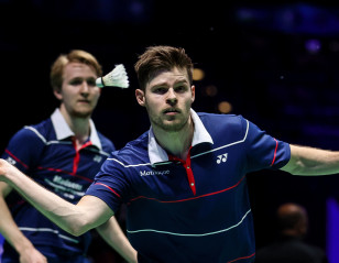 All England: Danes in Maiden Semifinal