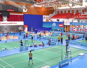 Para Badminton Stars to Shine in Dubai